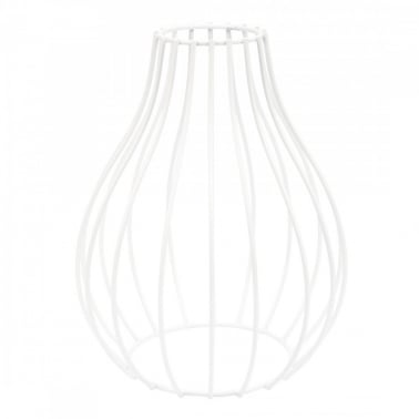 Dewdrop Wire Cage Light