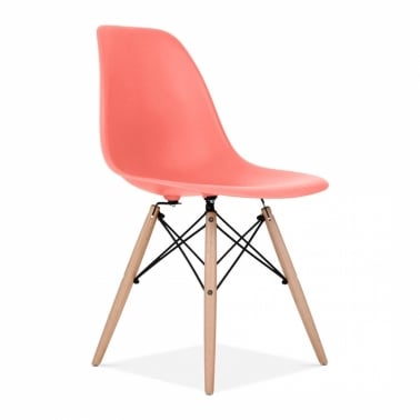 Blush Pink DSW Chair