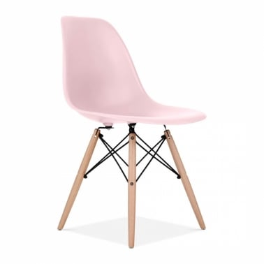 Pastel Pink DSW Chair