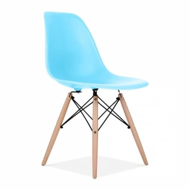 DSW Chair - Bright Blue
