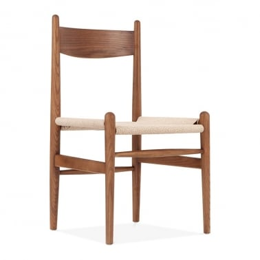 CH36 Dining Chair - Walnut