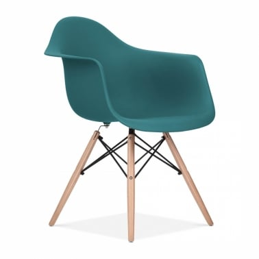 Teal DAW Chair
