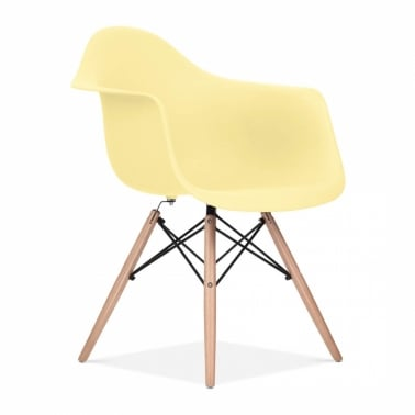 Lemon DAW Style Chair