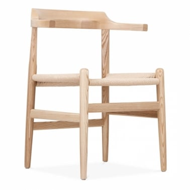 PP68 chair designed in 1987 – Natural