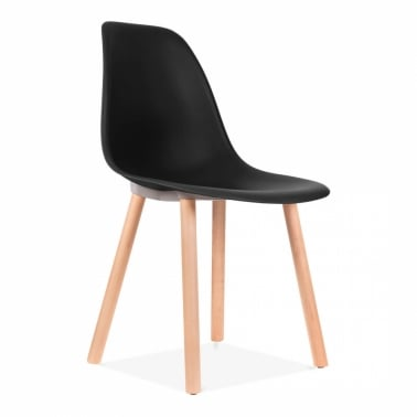 Copenhagen Dining Chair - Black