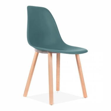 Copenhagen Dining Chair - Teal