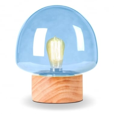 Forest Mushroom Globe Table Lamp - Choice of Colour