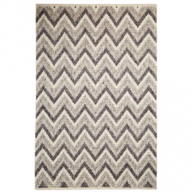 Alpha Rug - Natural Aztec