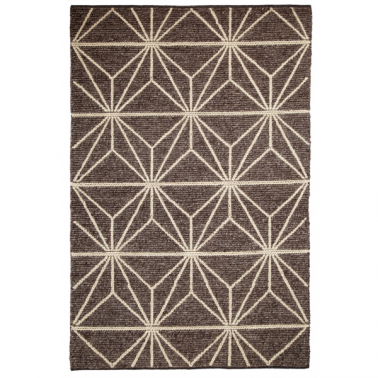 Alpha Rug - Brown