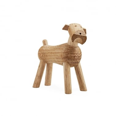 Wooden Tim the Dog - Oak