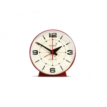 The Bubble Alarm Clock - Gloss Red