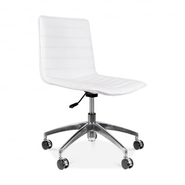 Noble Boardroom Chair - White