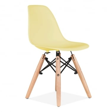 Kids DSW Chair - Lemon