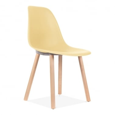 Copenhagen Dining Chair - Peach