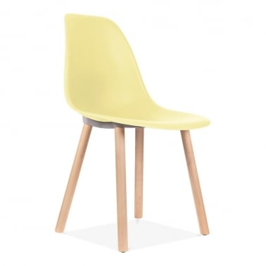 Copenhagen Dining Chair - Lemon