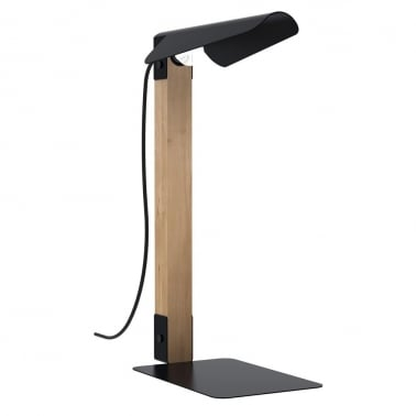 Merlin Table Lamp - Black