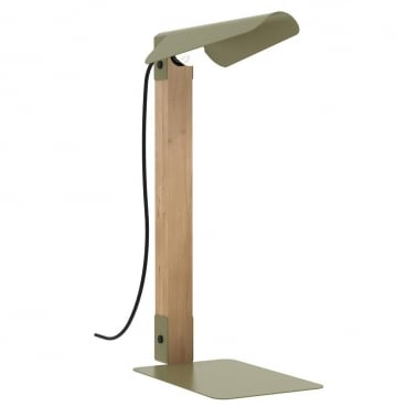 Merlin Table Lamp - Olive