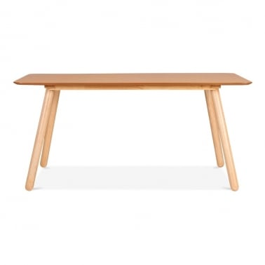 Börje Dining Table With Natural Finish