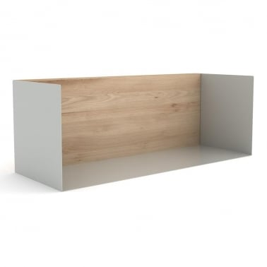 U Shelf Medium - Smokey Grey