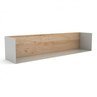 U Shelf Large - Smokey Grey