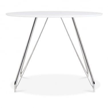 Björn Dining Table - White