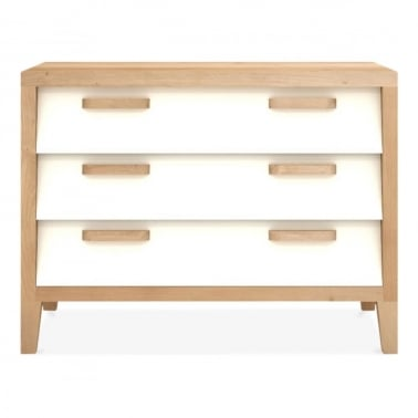 Ekman Chest Of Drawers 3 drawers - Cream
