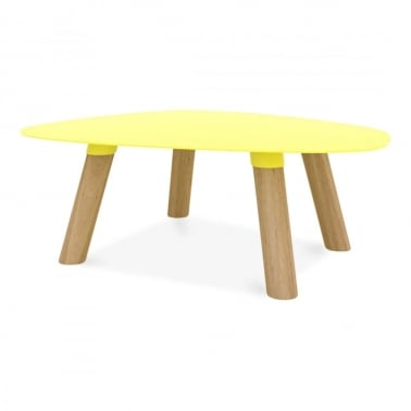 Turtle Table Small - Yellow