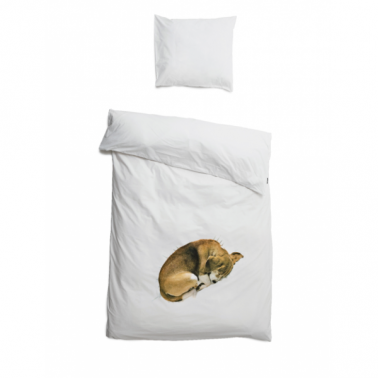 Snurk Bob the Dog, Single Duvet set