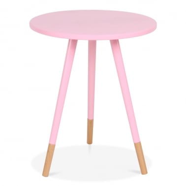 Pop Side Table - Pink 53cm