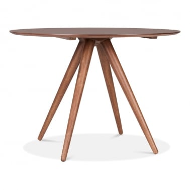Olsen Round Dining Table - Walnut