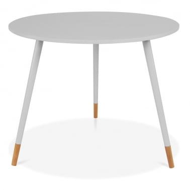 Pop Side Table - Light Grey 72cm