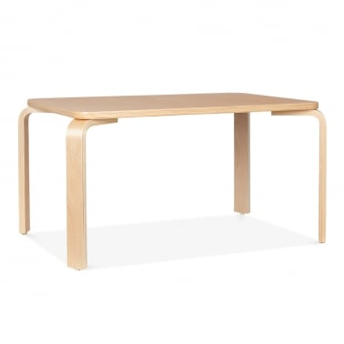 Bella Small Rectangle Table - Natural