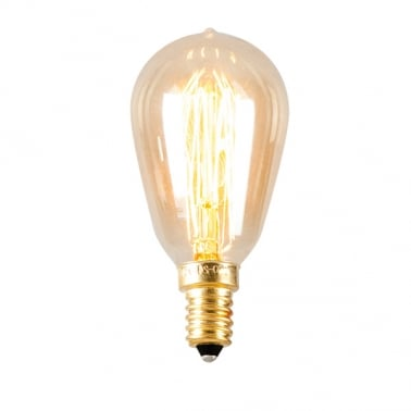 Hair Pin Filament Bulb - E14