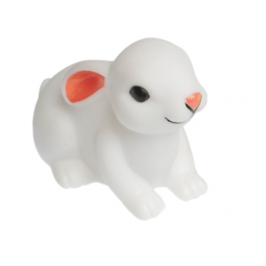 Baby Bunny L.E.D Night Light - White