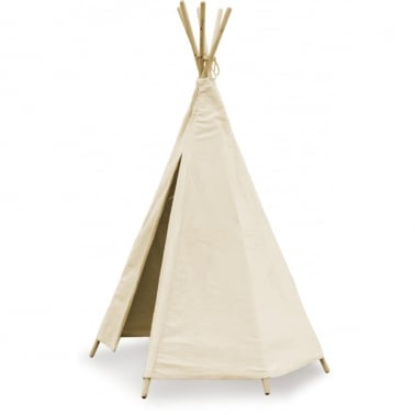 Indian Teepee - Plain canvas
