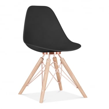 Moda Dining Chair CD3 - Black