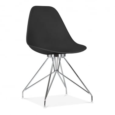 Moda Dining Chair CD1, Black