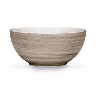 Signature Bowl With Wood Effect - 15cm