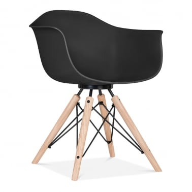 Moda Armchair CD3 - Black