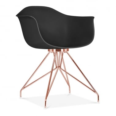 Moda Armchair CD1 - Black