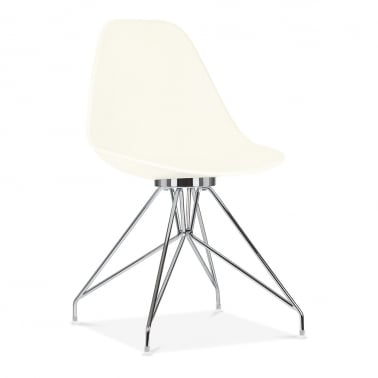 Moda Dining Chair CD1 - Off-White - Clearance Sale