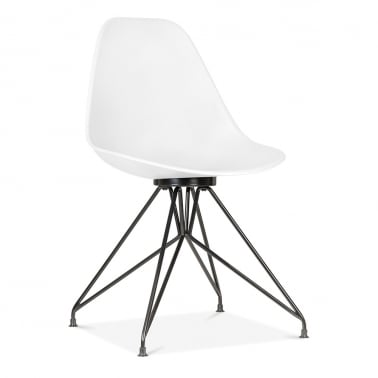 Moda Dining Chair CD1 - White