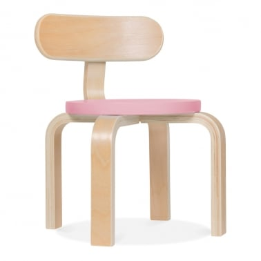 Bella Kids Chair - Pink