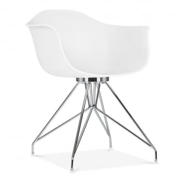Moda Armchair CD1 - White