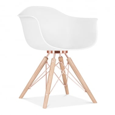 Moda Armchair CD3 - White