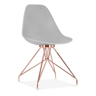 Moda Dining Chair CD1 - Light Grey