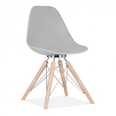 Moda Dining Chair CD3 - Light Grey
