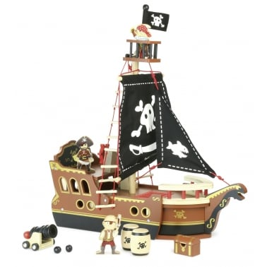 My Pirate Ship Play Set
