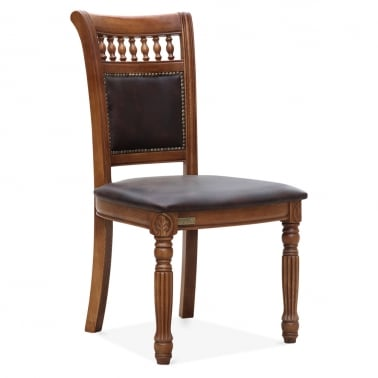 Savoy Dining Chair - Brown