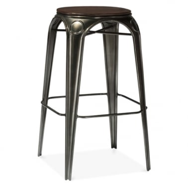 Neo Metal Bar Stool 75cm